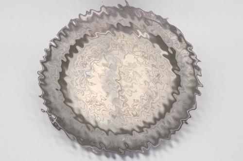 Germanic tin plate - Oberammergau