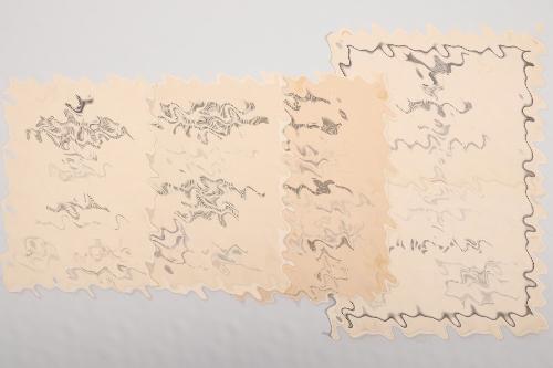 Le.Flak.Abt.745 Demjansk Shield document grouping