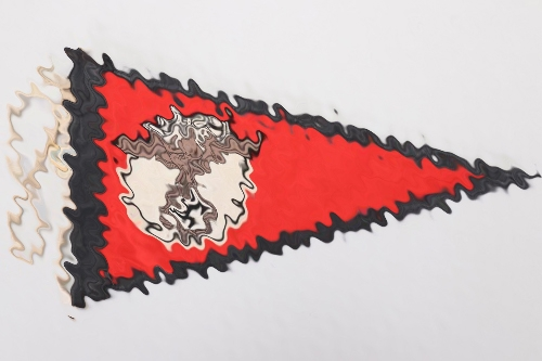 NSKK pennant with RZM tag