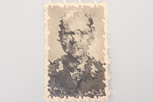 Kirchheim, Heinrich signed postcard