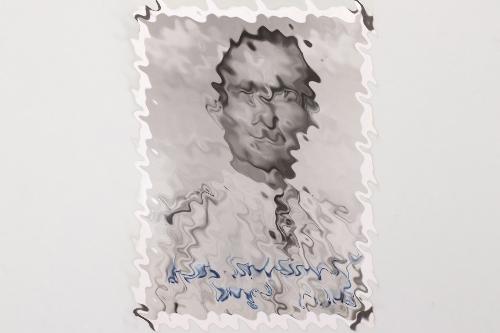 Kuhlmey, Kurt signed portrait photo