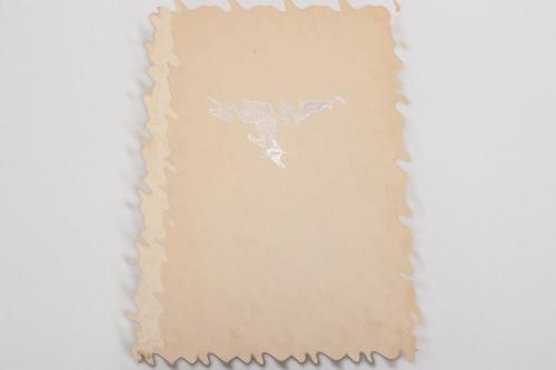 VIII.Fliegerkorps illustrated propaganda book - Wir kämpften auf dem Balkan