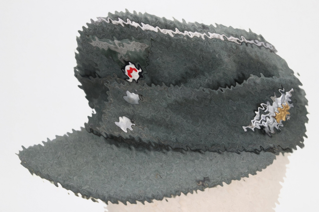 Heer M43 Gebirgsjäger officer's field cap