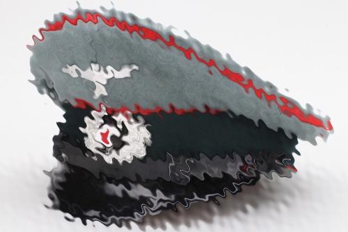 Heer Artillerie visor cap - EM/NCO
