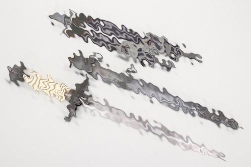 Luftwaffe officer's dagger with hangers
