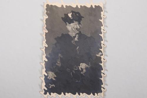 Third Reich NSKOV member portrait photo
