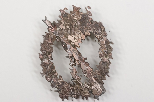 Infantry Assault Badge in silver - W.H.