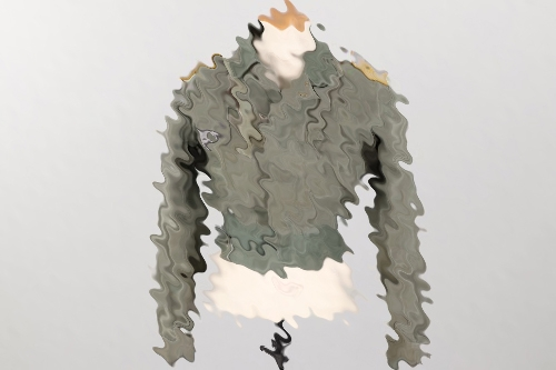 Luftwaffe unique pilot's jacket made from paratrooper smock