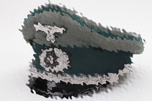 Stalingrad Heer visor cap for a civil servant