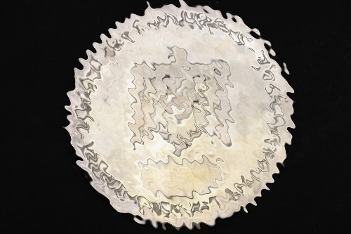 "South Africa - Third Reich K.d.F. ""Baviaanspoort S.A."" plaque"
