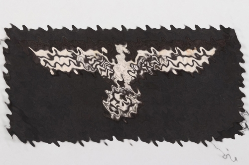 Heer early EM/NCO Panzer breast eagle
