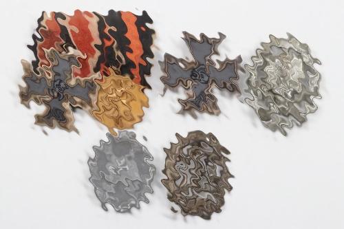 Wehrmacht medal grouping to an EK1 recipient