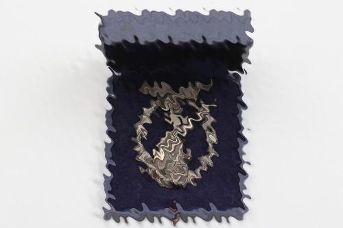 Luftwaffe Flak Badge in case