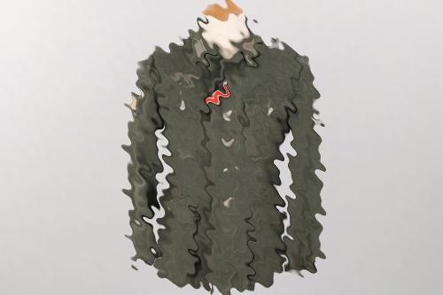Heer M43 Gebirgsjäger field tunic - Obergefreiter
