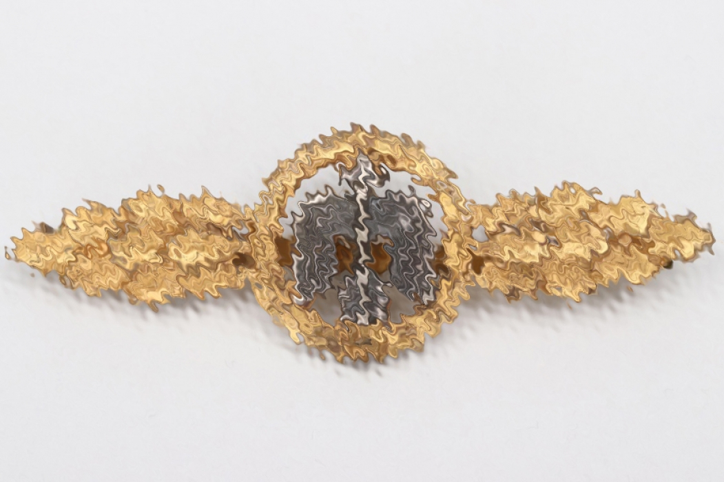 Major Mietusch - Squadron Clasp for Jäger in gold