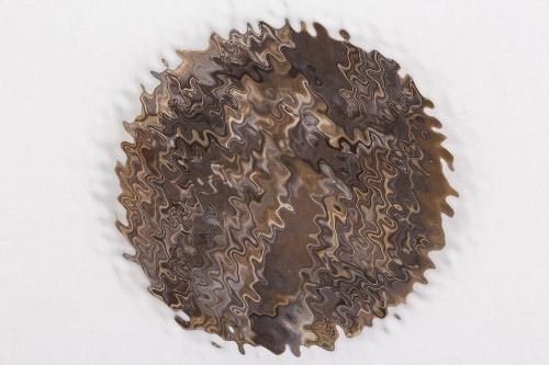 Olympia 1936 bronze plaque