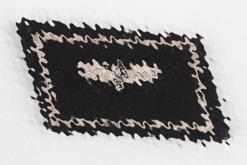 Third Reich Bahnschutz - single collar tab