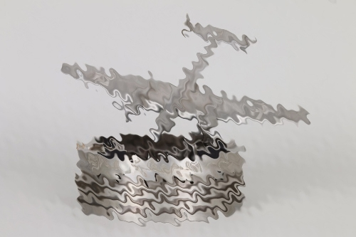 Luftwaffe crafted ashtray with aircraft
