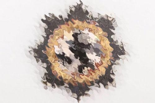 """German Cross in gold - heavy """"20"""""""