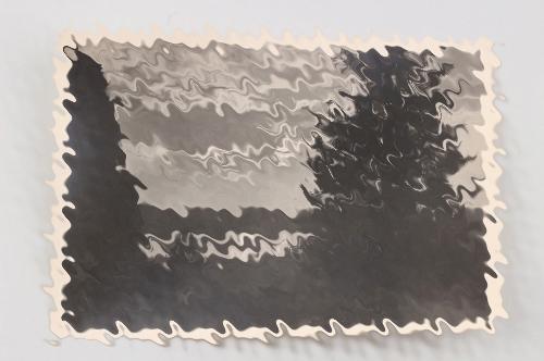 SS-Gebirgsdivision NORD postcard - Mitternachtssonne