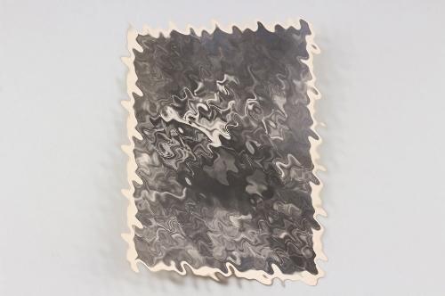 SS-Gebirgsdivision NORD postcard - Mit Kettenkrad über Stock und Stein