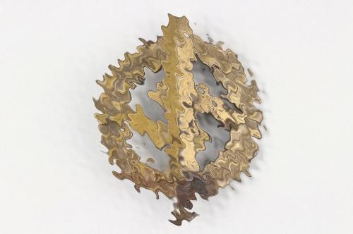 SA Sports Badge in bronze - Hensler