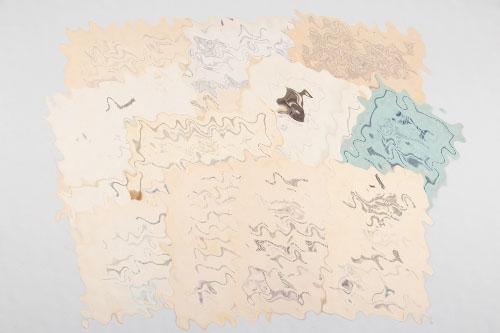 Gren.Rgt.615 Iron Cross document grouping to Uffz. Ruhland
