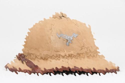 Luftwaffe Afrikakorps pith helmet