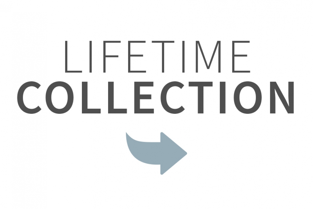 Lifetime Collection- fine porcelain