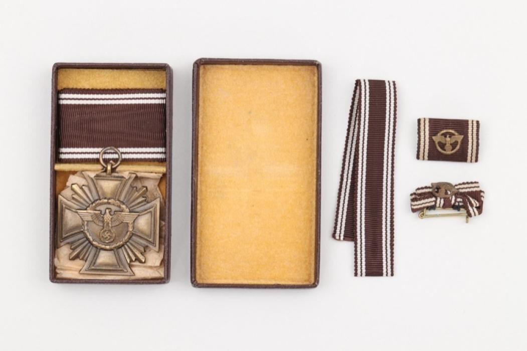 NSDAP Long Service Award in bronze in M1/34 case