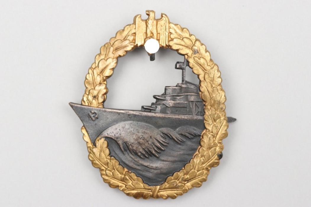 Destroyer War Badge - Schwerin