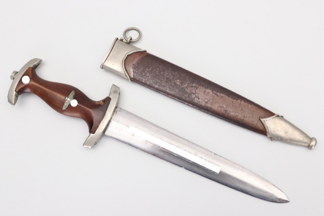 "SA Service Dagger ""Fr"" to G. Arlt - Barthelmess"