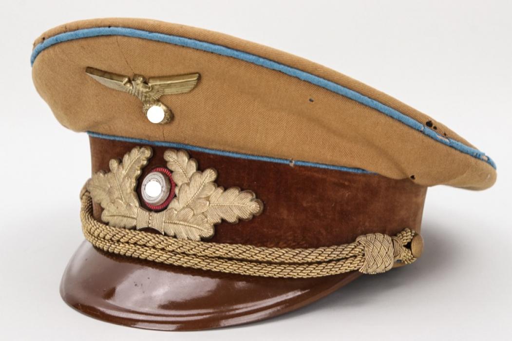 NSDAP political leader's visor cap - Ortsgruppe
