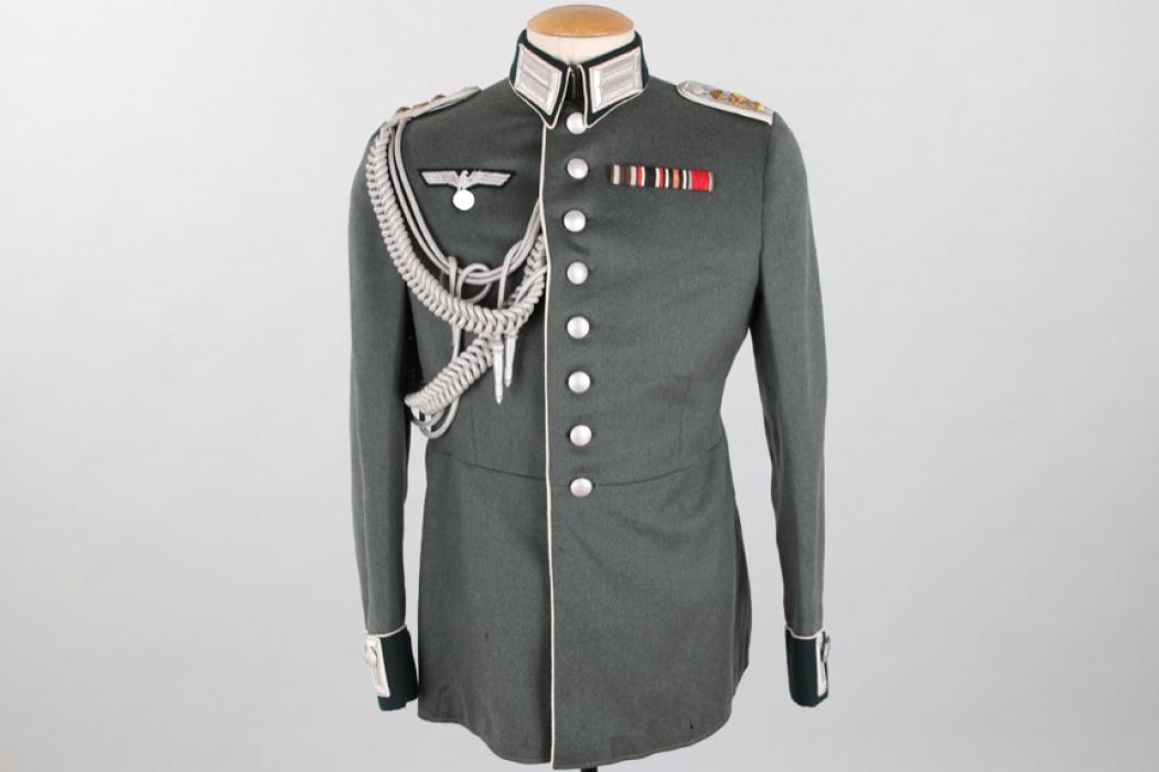 Heer Inf.Rgt.130 parade tunic - Hauptmann Kopp