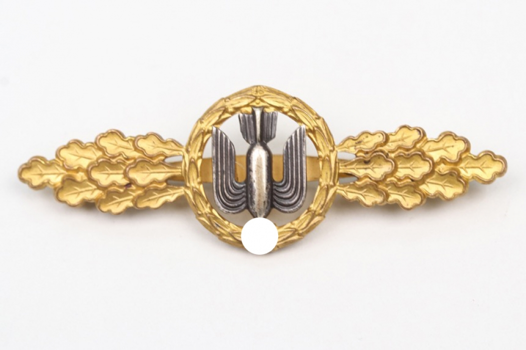 Squadron Clasp for Kampfflieger in gold - Osang