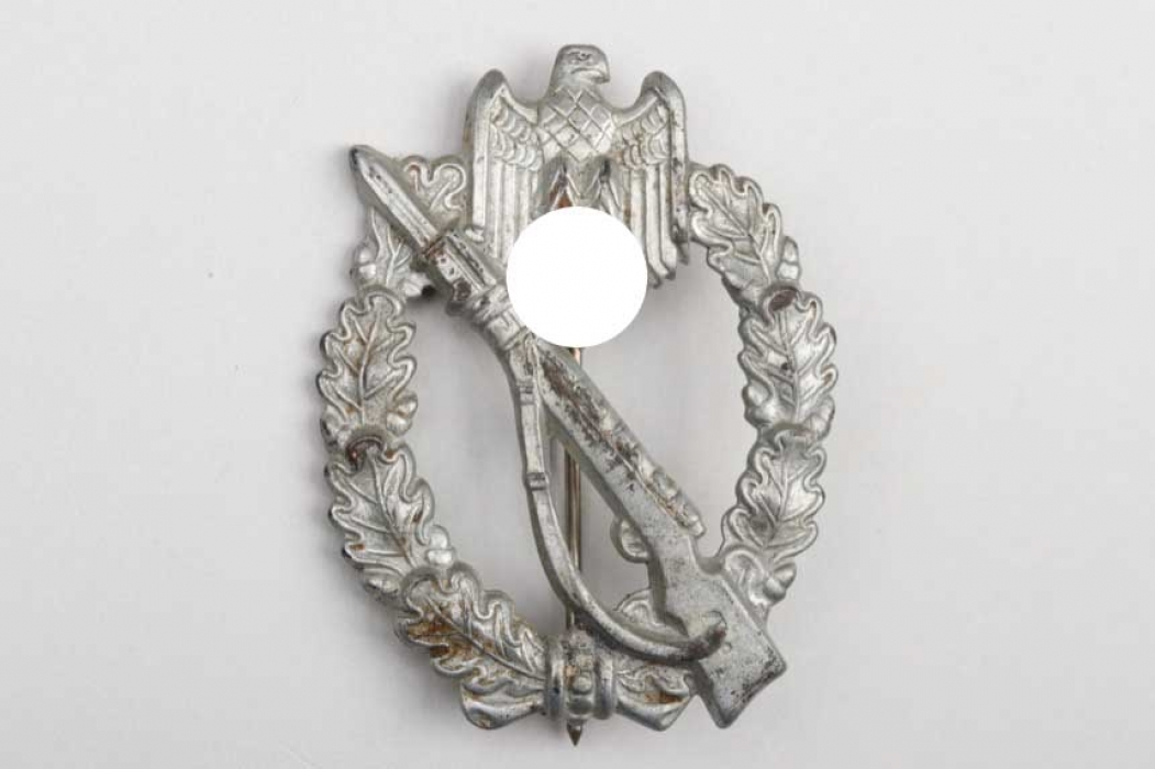 Infantry Assault Badge in silver - iron