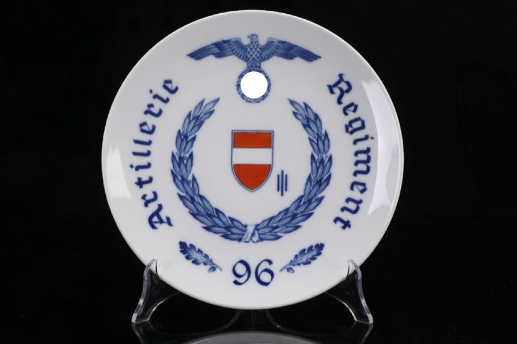 Art.Rgt.96 porcelain plate - MEISSEN
